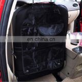 Car Seat Back Organizer Type and Polyester Material car boot organiser#SB0021