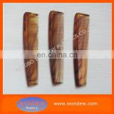 Amber combe / PS plastic comb / Mixed color comb