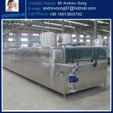 beer bottle tunnel pasteurizer
