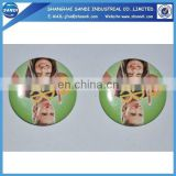 cheap logo printing button badge