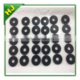 Silicone flat washer