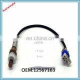 Oxygen sensor for opel CHEVROLET 12561777 12562621 12567163