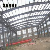 Design Manufacture Steel Structures for Workshop Warehouse Hangar Building
