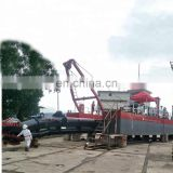 5000M3 24INCH River Suction Sand Dredger Hot Sale