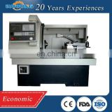 cnc lathe for taper thread cutting big spindle lathe machine tools new cnc machine for sale low price