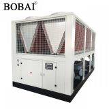 Industrial scroll type chiller cooling machine system 26.8KW capacity