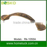 ancient zamac cabinet handle furniture handle for palace