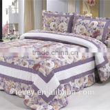 king size cotton cheap top quality plain style reactive printed wholesale comforter sets bedding