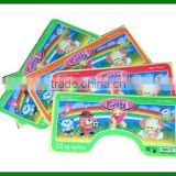 2015 private Cartoon sticker labels print label printing