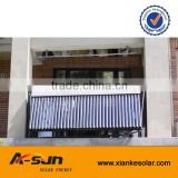 balcony small solar water heater