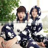 High quality couple pajamas 2014 wholesale china , textiles & apparel wholesale alibaba , fashion warm winter couple clothes