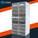 Europen style mailbox custom stainless steel door china post box                                                                                                         Supplier's Choice