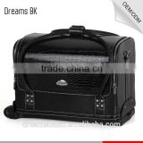 2016 factory price Pu leather cosmetic bag Beauty Cosmetic make up bag