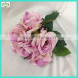 31cm pink rose bouquet artificial wedding bouquet                                                                         Quality Choice