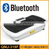 Bluetooth Super Body Shaper Vibration Plate Machine (QMJ-319F)