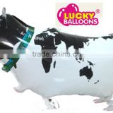 29 inch high quality my own pet foil balloon cow wholesale                                                                                                         Supplier's Choice