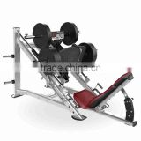 SK-701 Hack squat leg press plate loaded gym equipment