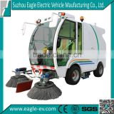 Electric small street sweeper with competitive price