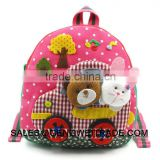 Cutest Backpack Children School Bags,Bright Color Cartoon Animal Backpack Shoulder Bags