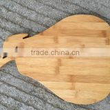 comfortable bamboo kitchen cutting board made in china