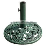 Outdoor Cast Iron Umbrella Base