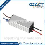 Chinese ip67 24v 0.5A 12W led driver power adapter for led strip lights with FCC SAA CB TUV certificates