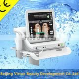 2015New Product vibration cleansing face hot cold hammer beauty machine skin care Beauty Device
