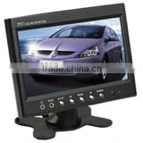 7 inch stand-alone TFT LCD monitor for car