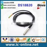 1 meters waterproof Temperature sensor DS18B20.