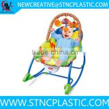 easy folding electric baby music rocker chair