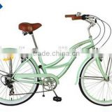 Chinese factory price 7 speed steel beach cruiser bike for women /Logo customized specialize beach cruiser bicycle                                                                         Quality Choice                                                     M