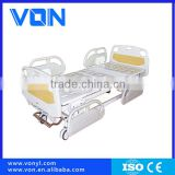 China Wholesale Hospital Equipment List Manual Hospital Bed with dining table and chair optional