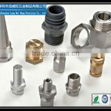 Various of CNC Brass Lathe Turning Machine Mechanical Parts