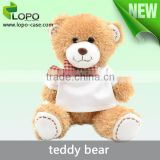 Sublimation printable kids Teddy bear with white T-shirt