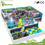 Dreamland soft kids electric indoor playground