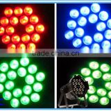 Light saber of guangzhou birthday & wedding market's 18pcs Fullp-color LED PAR