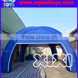 Advertising equipment Spider legs inflatable tent for sale, 4 legs spider igloo for sale