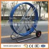 Glass fiber Duct Rodder, Optical Fiberglass Cable Pulling Rodder, telecommunication wire puller