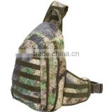 Outdoor Camo Sling Backpack w/ Waist Strap(DS-W001)