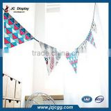 Bunting Striangle Pennant String Flag