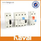 Good Quality Custom F360 RCCB/ELCB IP20 mini type and 1 poles number ac circuit breaker