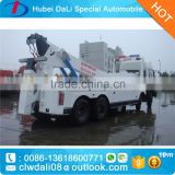 8*4 heavy rotator wrecker tow trucks for sale, rotator recovery truck for sale, heavy duty rotator tow truck