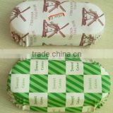 Wholesale green muffin baking paper cupcake liners