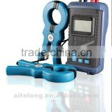 Digital screen dual clamps earth ground resistance test meter