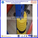 Plastice upright protector,leg protector,column protector and rack guard for pallet racking
