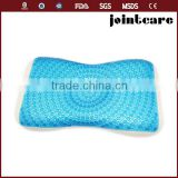 memory foam pillow with gel sheet , cooling gel pillow for Summer, soft pillow for body health