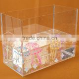 Acrylic Material Transparency Acrylic Fish Tank With Divider Acrylic Fish Bowl Acrylic Fish Tank