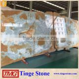 Iran Golden Blue Onyx Marble Countertop Price                                                                         Quality Choice