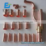 plumbing fitting copper pipe Different copper fittings for acr