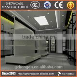 Delicate newly retail clothing garment shop interior design